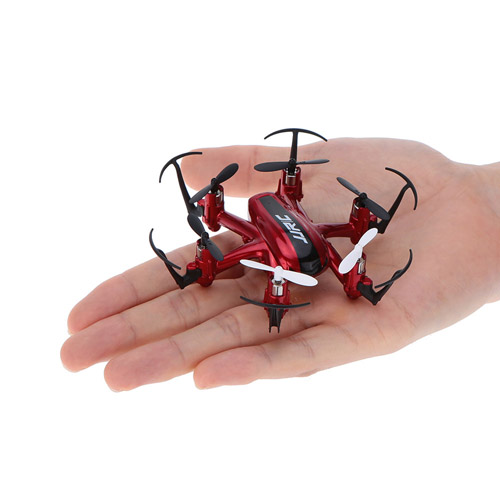 2.4G 4C CF Mode/One Key Return Mini RC Quadrocopter