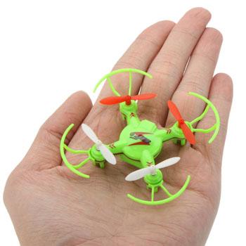 2.4G 4CH 6-axis Gyro Nano RC Quadcopter Drone