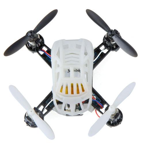 4CH 6 Axis Gyro Climbing Wall Mini RC Quadcopter