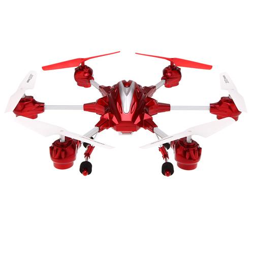 2.4G Six Axis Gyro RTF RC Hexacopter
