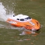 2.4GHz 4CH Water Cooling High Speed RC Boat Image 3