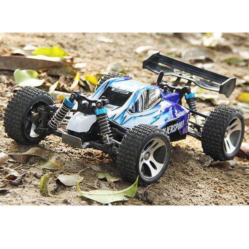 2.4GHz 4WD High Speed RC Electric Car
