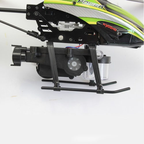 3.5CH Blowing bubbles Metal RC Helicopter