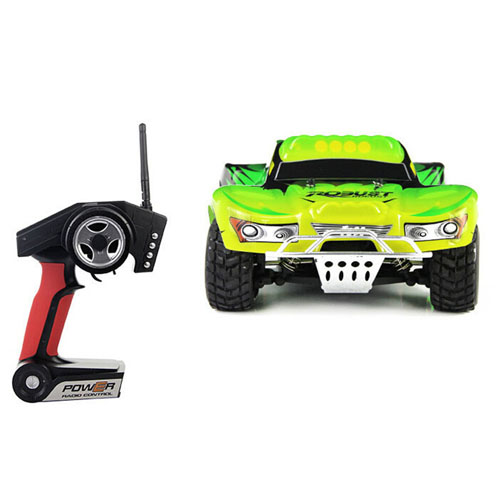 2.4GHZ 4WD Remote Control Car Truck Toy