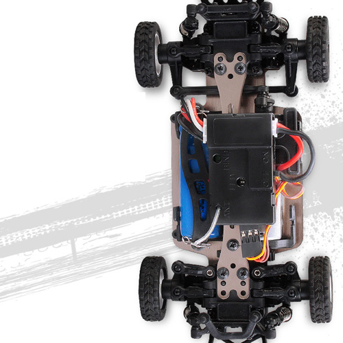 2.4G 4CH Super Power Speed Off-Road RC Car