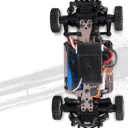 2.4GHz 4WD Drift Remote High Speed RC Racing Car
