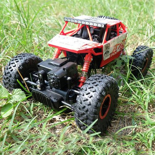 2.4G 4CH 4WD Rock Crawlers RC Car