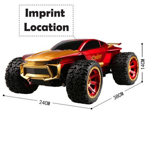 2 RC Car Vengadores Dispositivo Juguetes  SUV coche