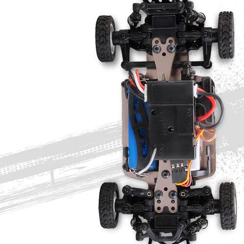 2.4G 4CH RTR Off-Road Remote Control RC Car