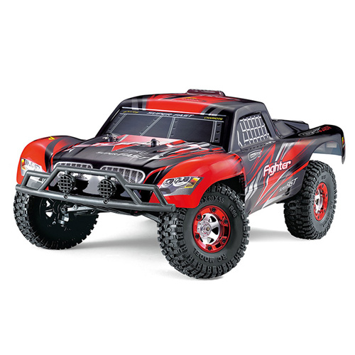 2.4GHz 4WD RC Short Off-road Racing Truck Car
