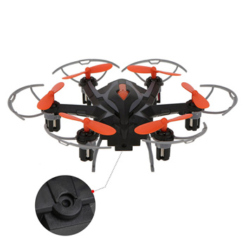 2.4GHZ 6-Axis With 2MP WiFi FPV Camera RC Helicopter