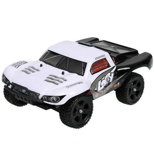 2.4Ghz 4WD Off Road RC Rally Truck