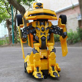 Children Elemote Co Genuine Optimus RC Truck