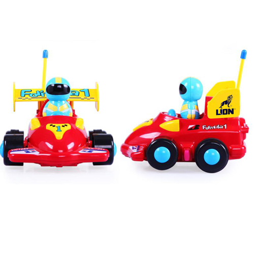 2CH Remote Control Cars Electric RC Toy Image 1