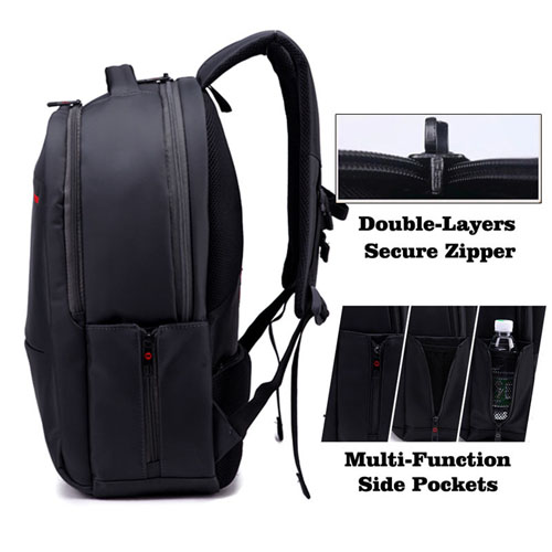 Hot Selling Nylon Waterproof Laptop Bag Image 2