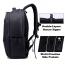 Hot Selling Nylon Waterproof Laptop Bag Image 2