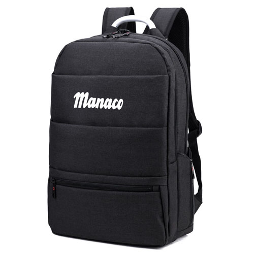 New Mochila Casual Cotton Laptop Backpack