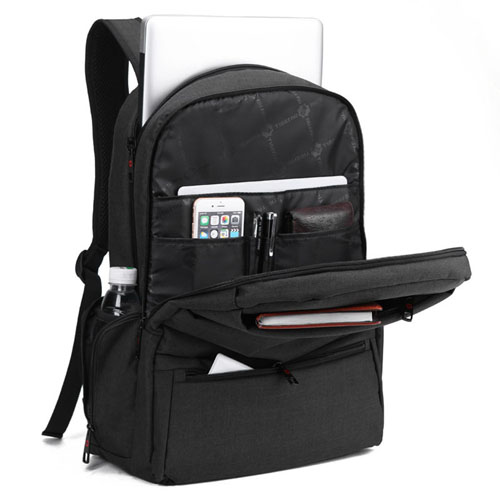 New Mochila Casual Cotton Laptop Backpack Image 2