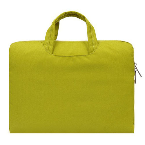 Fashion Nylon Laptop Zipper Briefcase Image 3