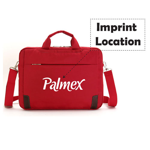 High quality Trendy Laptop Shoulder Bag Imprint Image