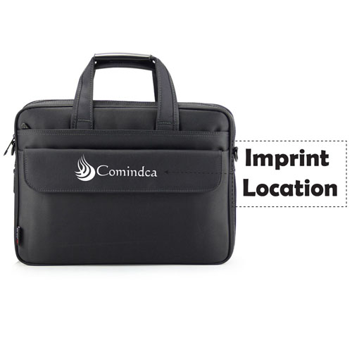 Hot Selling Portable Laptop Outdoor briefcase Imprint Image