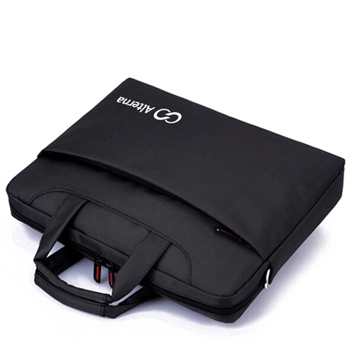 Nylon Waterproof Laptop Shoulder Bag Image 2