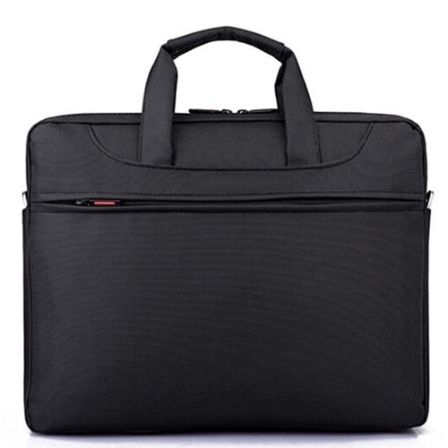 Nylon Waterproof Laptop Shoulder Bag Image 6