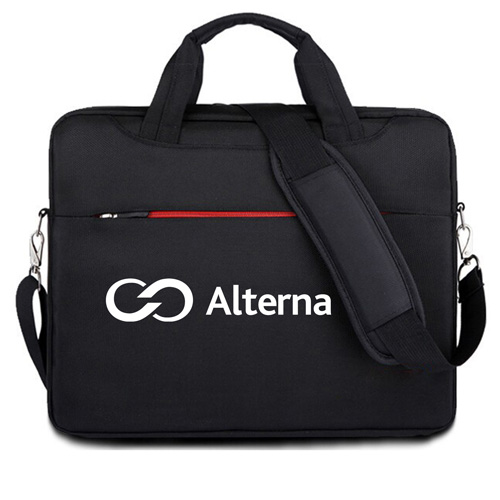 Waterproof Laptop Shoulder Briefcase