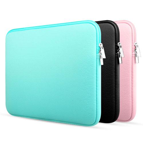 Neoprene Laptop Double Zipper Sleeve Image 1