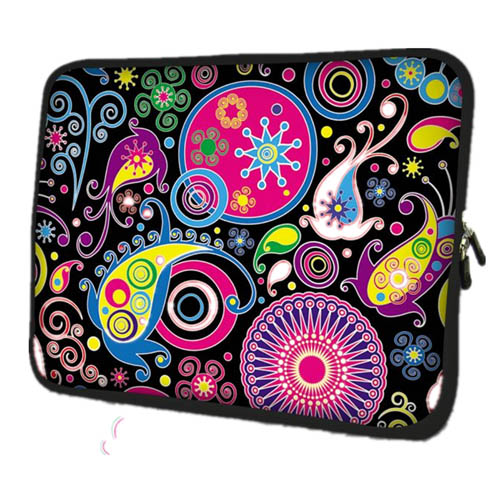 Durable Waterproof Laptop Sleeve With Hidden Handle Image 1