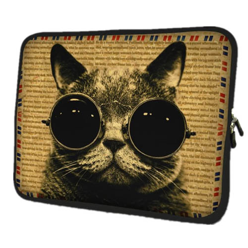 Durable Waterproof Laptop Sleeve With Hidden Handle Image 5