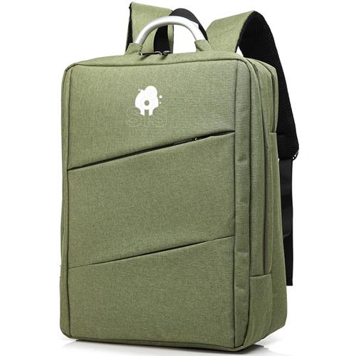 New Style Nylon Travel Laptop Backpack Image 2