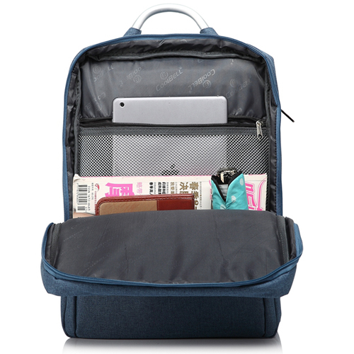 New Style Nylon Travel Laptop Backpack Image 3
