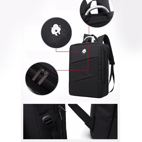 New Style Nylon Travel Laptop Backpack Image 6