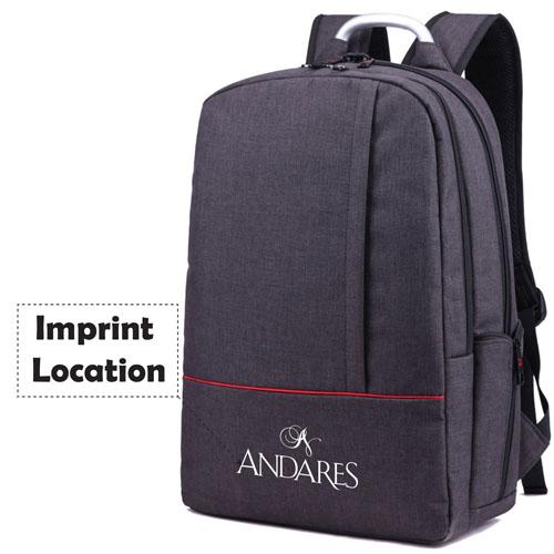 Mochilas Escolar Designer Laptop Backpack  Imprint Image