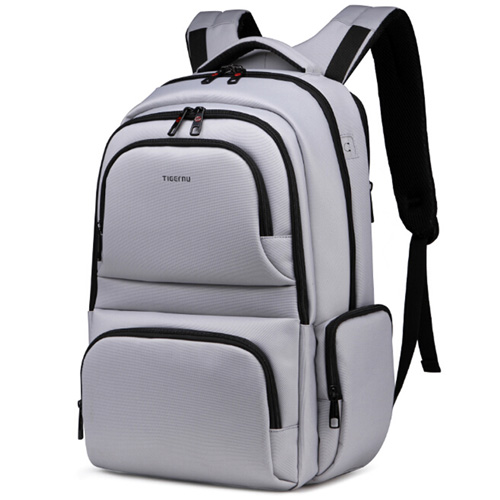 Waterproof 3 Compartment Laptop Backpack Image 1