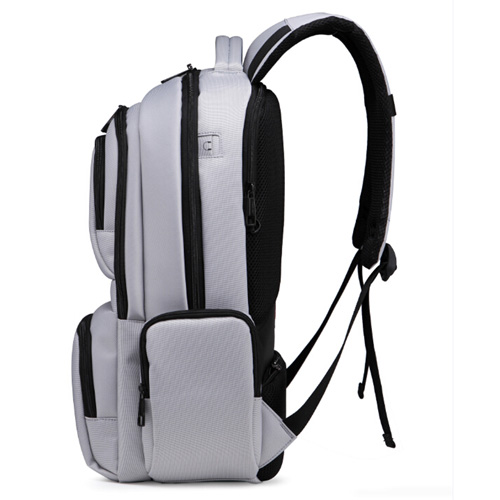 Waterproof 3 Compartment Laptop Backpack Image 2