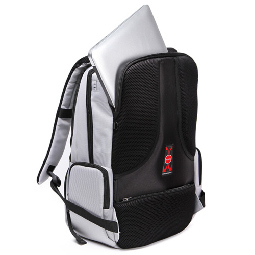 Waterproof 3 Compartment Laptop Backpack Image 4
