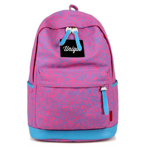 Hot-Selling Preppy Style Outdoor Casual Backpack