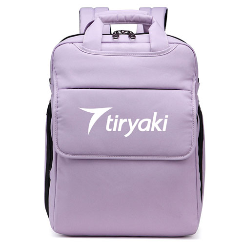 Multifunction Waterproof Unisex Laptop Backpack Image 1