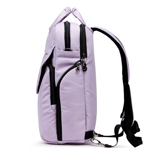 Multifunction Waterproof Unisex Laptop Backpack Image 2