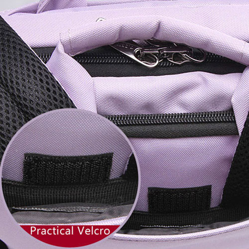 Multifunction Waterproof Unisex Laptop Backpack Image 4