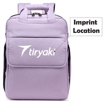 Multifunction Waterproof Unisex Laptop Backpack