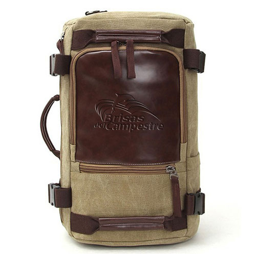 Multi-Purpose Casual Canvas Shoulder Backpack