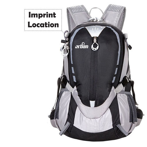 Casual Hiking Waterproof Outdoor Sport Bag  Imprint Image