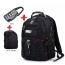 Mochila Masculina Lockable Travel Backpack