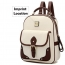 Hot Selling Casual PU Leather Backpack