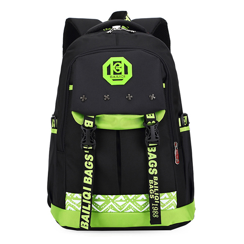 New Mochilas Meninos Double Shoulder Schoolbag