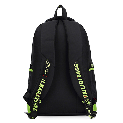 New Mochilas Meninos Double Shoulder Schoolbag Image 1
