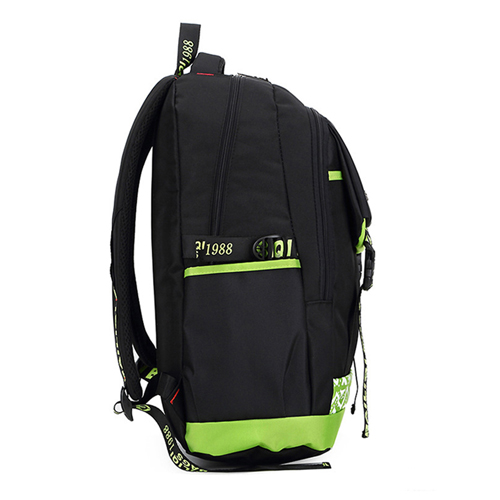 New Mochilas Meninos Double Shoulder Schoolbag Image 3